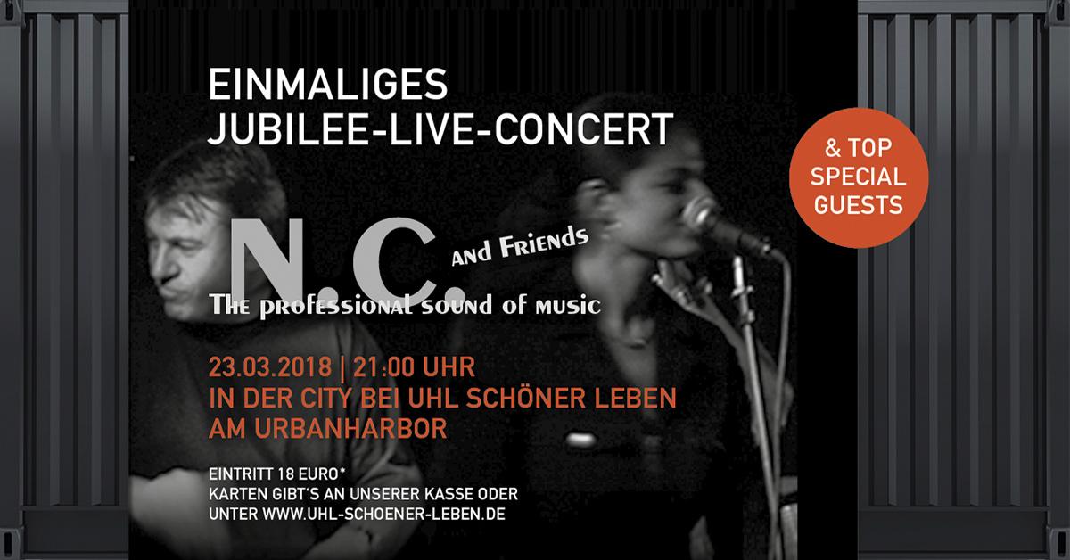 Jubilee Live Concert Uhl City Of Innovative Living