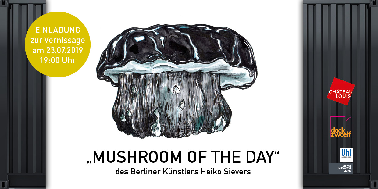Vernissage Mushroom of the Day